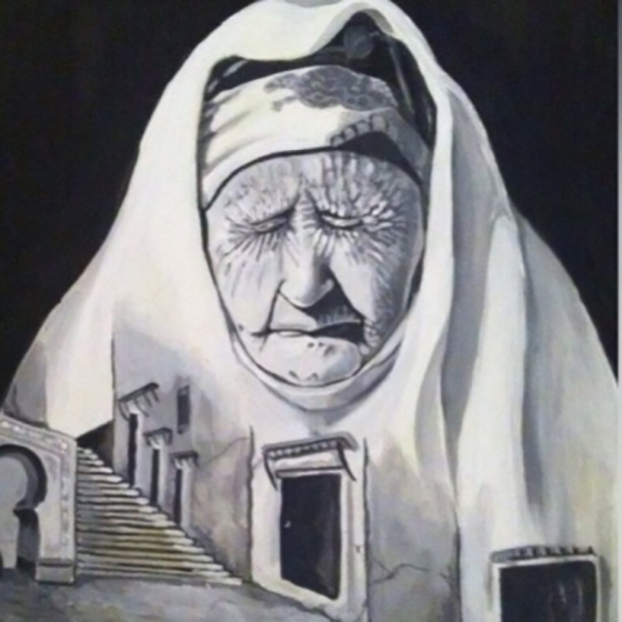 Exposition de peinture à Paris : L'Algérie selon Khaled Karim