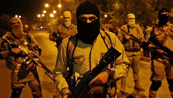 Daech tire avec des armes allemandes en Irak du Nord