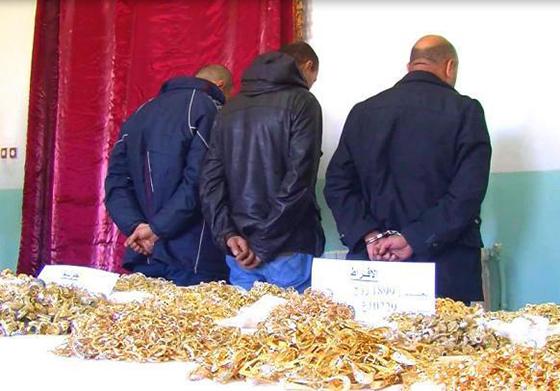 Une cinquantaine de trafiquants interpellés par les gendarmes… en 48 heures