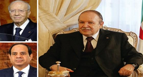 Selon le leader tunisien : Vers un sommet Bouteflika, Sissi et Caid Essebci