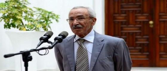 Décès de l'ancien Chef du gouvernement Smail Hamdani
