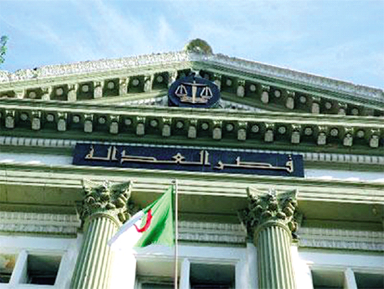 Incident entre le procureur Challabi et l'avocat Miloud Brahimi