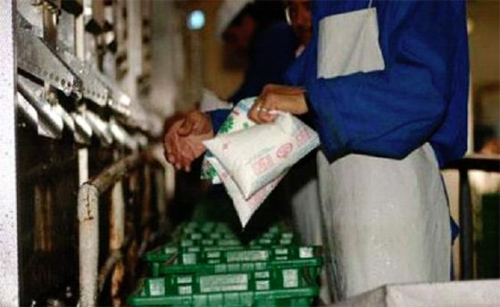 Les besoins en lait sont de 4,5 milliards de litres