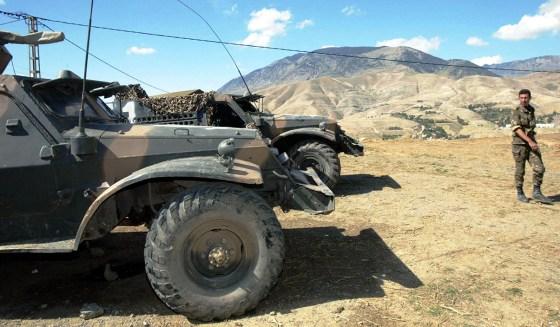 L'ANP détruit 6 casemates pour terroristes à Boumerdès