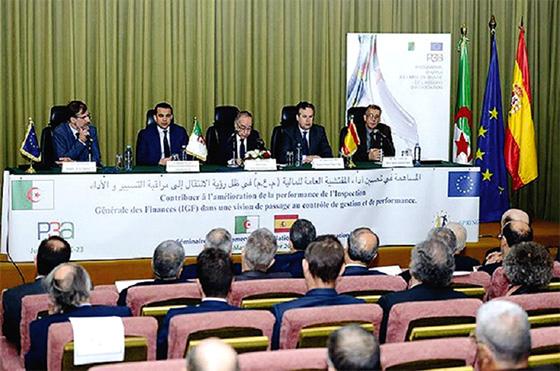 Algérie – Espagne : Signature de deux conventions financières