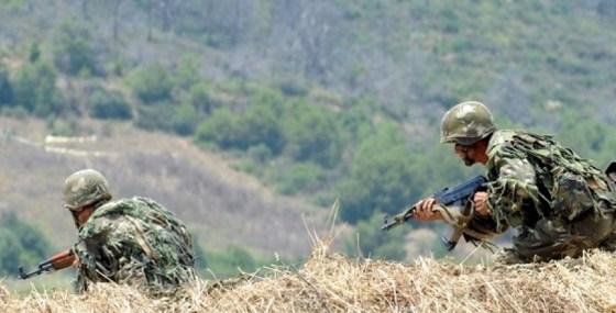 Bouira : Neuf terroristes neutralisés par l'armée