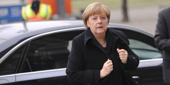 La visite officielle en Algérie d'Angela Merkel reportée