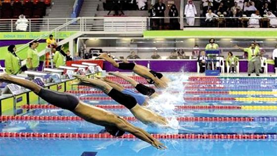 Brahim Asloum, à propos du championnat d'hiver «Open» de natation : «Dans l'ensemble, le bilan a été positif»