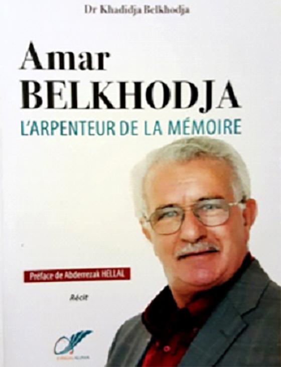 Doctorat Honoris Causa pour Amar Belkhodja