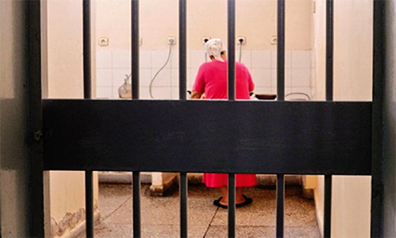 Des unités pour les femmes enceintes et allaitantes en milieu carcéral