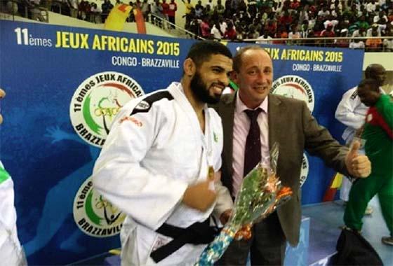 Judo : Rachid Laras élu nouveau président de la FAJ