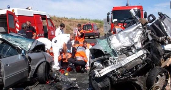 Accidents de la route : 244 morts en janvier 2017