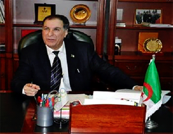 20 ans après, Ali Slimani revient et succède à Rabah Bouarifi