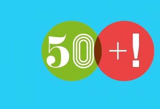 Cinquante créations et plus