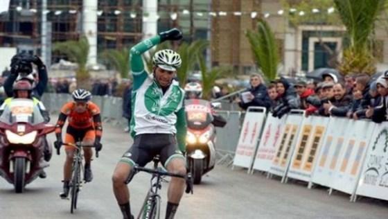 Troisime place pour Abderrahmane Mansouri