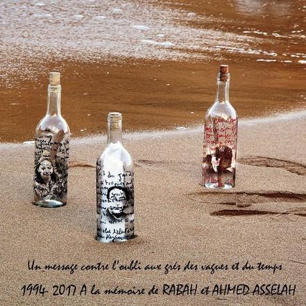 L'hommage à Rabah et Ahmed Asselah