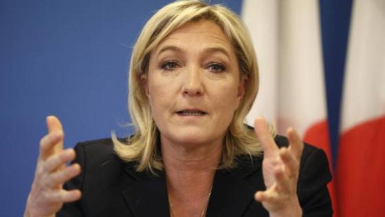 Le Pen s'attaque à BFM TV: «Vous soutenez Macron  de manière éhontée»