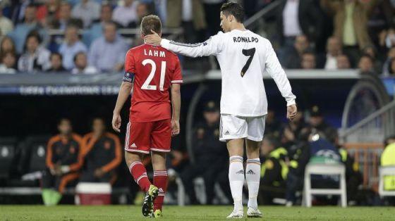 Le Real Madrid et le Bayern en position de force