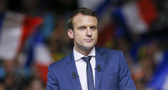 Patrimoine non déclaré  de Macron