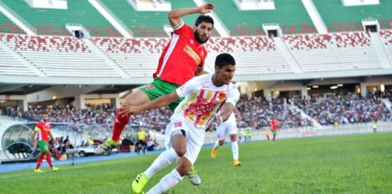 Demou, Bougueche, Nekkache et Karoui incertains face au FC Renaissance