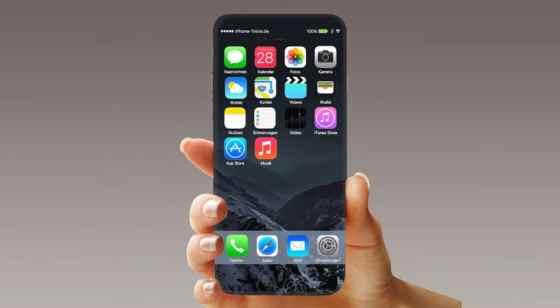 iPhone 8 se débloque à la tête du client