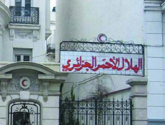Le Croissant-Rouge algérien tend la main à la population de Ghaza