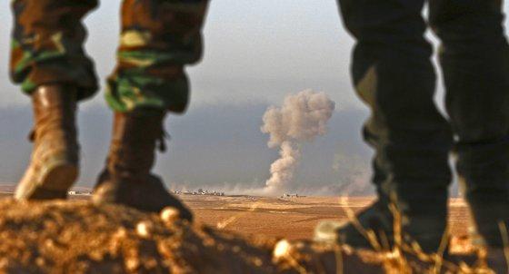 Les attaques chimiques  à Mossoul «sont passées inaperçues» en Occident