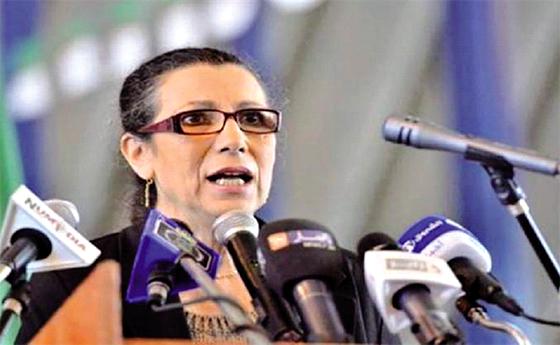 Louisa Hanoune : « L'oligarchie vise l'APN pour bénéficier de l'impunité »