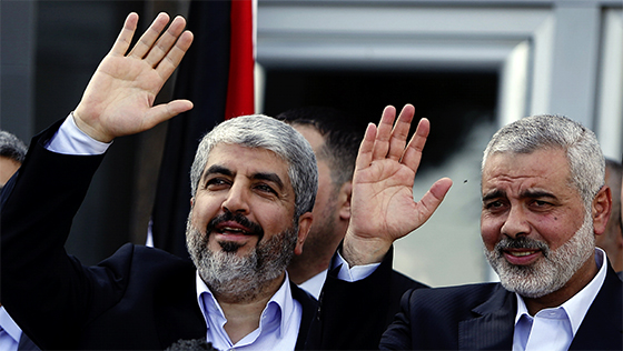Bientôt Haniyyeh à la tête du Hamas et des changements dans sa charte