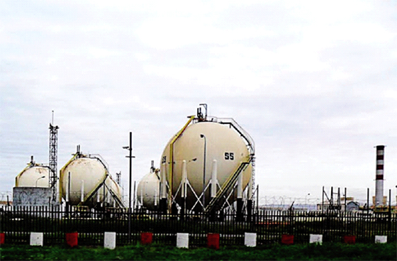 Hausse des capacités de l'Algérie à 56 millions de m3/an
