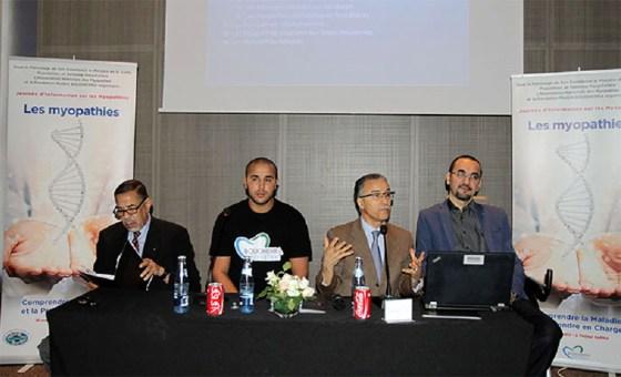 Plus de 30 000 Algériens souffrent de myopathie