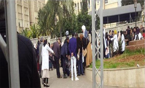Tizi Ouzou : Les étudiants en pharmacie mettent fin à leur grève