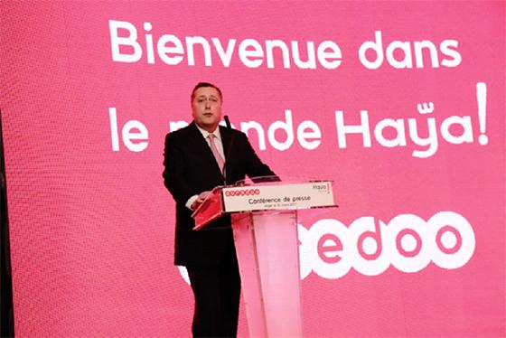 Ooredoo présente sa nouvelle offre «Haya !»