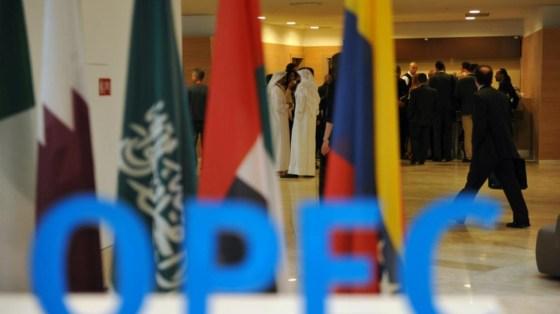 Un baril suspendu à la réunion de l'OPEP