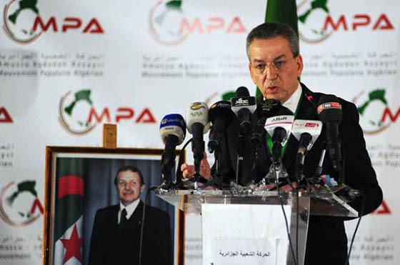 Le FFS et le MPA appellent  les citoyens à participer massivement