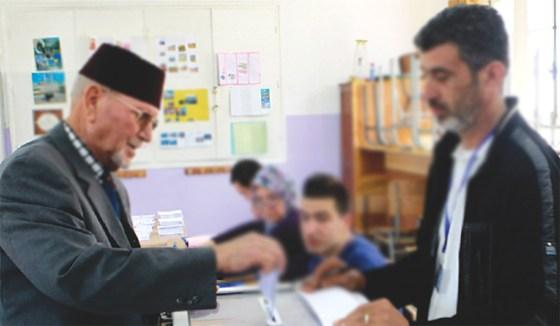 Plus de 23 millions d'Algériens appelés aux urnes