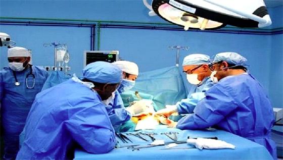 1re opération de greffe de foie réalisée à Batna