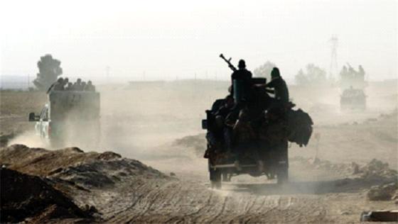 Irak : Les « Hachd », infreinables…