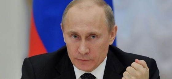 Poutine réunit le Conseil de sécurité russe