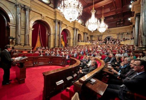 Le parlement catalan exige des entreprises européennes de cesser d'exploiter ses ressources naturelles
