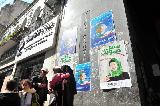 Législatives :  Début inédit de la campagne électorale