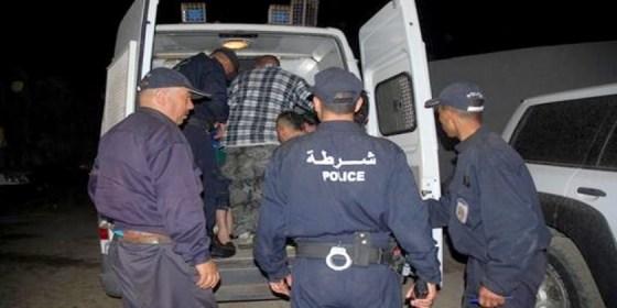 Arrestation à Béjaia de 4 individus et saisie de 8 armes à feu