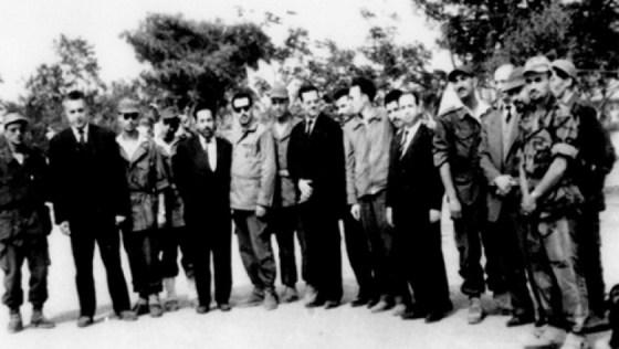 Les renseignements de la guerre de libération