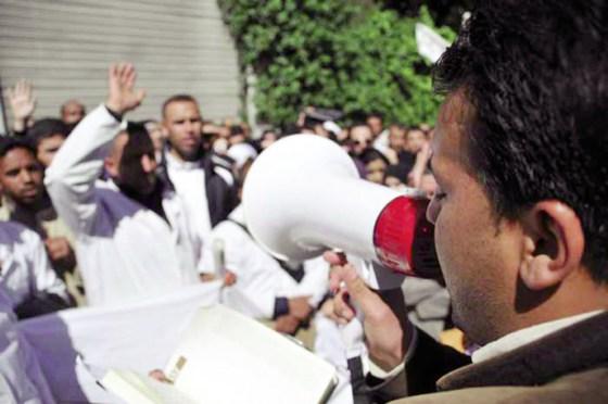 Les intendants toujours en grève : Un rassemblement est prévu  à Alger