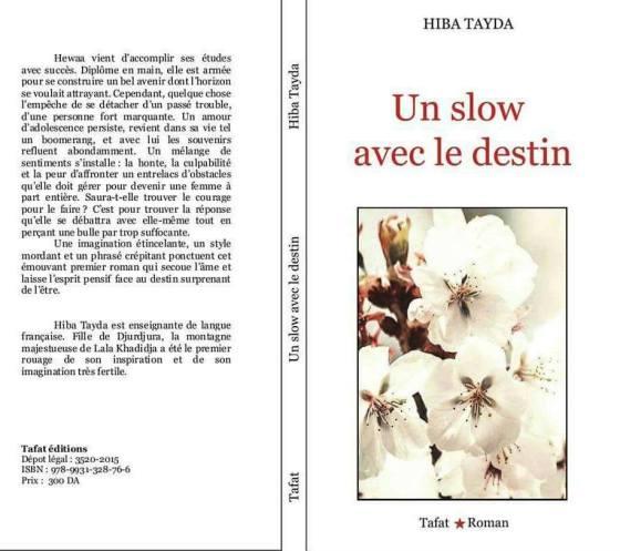 Hiba Tayda au Jeune Indépendant : « Mon roman est le portrait d'une jeunesse en quête de maturité… »