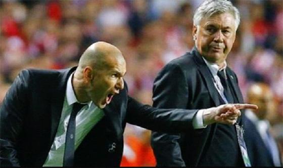 Bayern  Munich –Real Madrid Ancelloti-Zidane …  Comme on se retrouve !