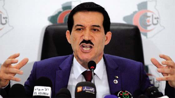 Amar Ghoul, aux jeunes : « Votez pour renforcer la sécurité et la stabilité du pays »