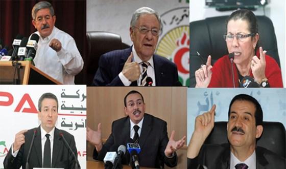 législatives 2017 : Guerre des mots entre chefs de parti
