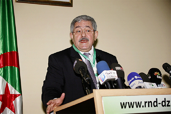 Ouyahia : « La peine capitale pour  les kidnappeurs d'enfants »