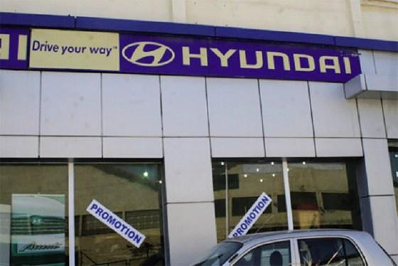 Des clients et Hyundai victimes d'escroquerie